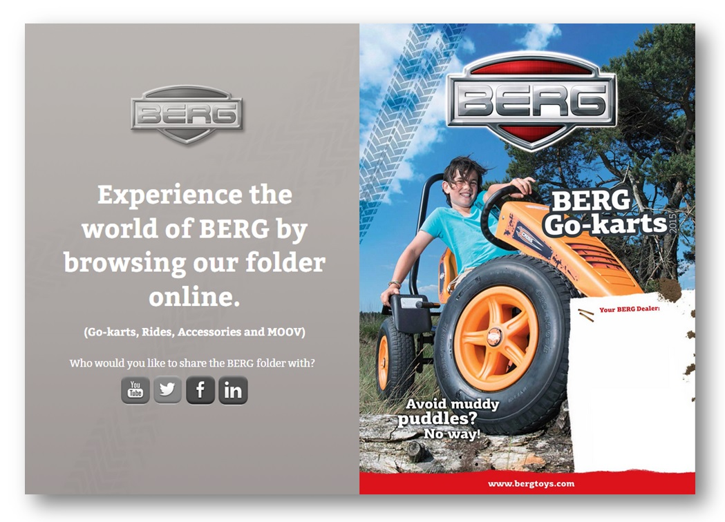 Catálogo Berg Toys